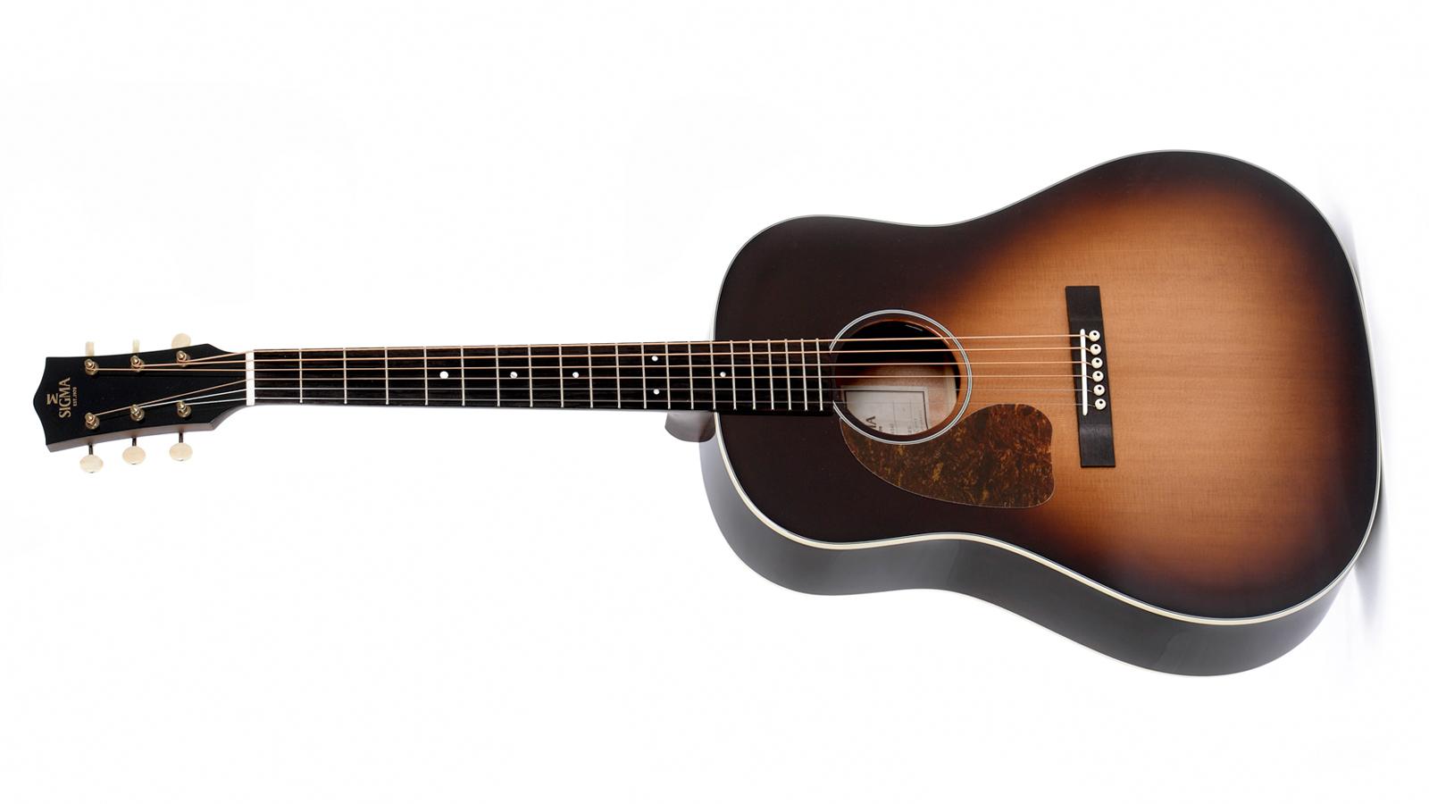 Sigma JM-SG45L+ Lefthand Westerngitarre