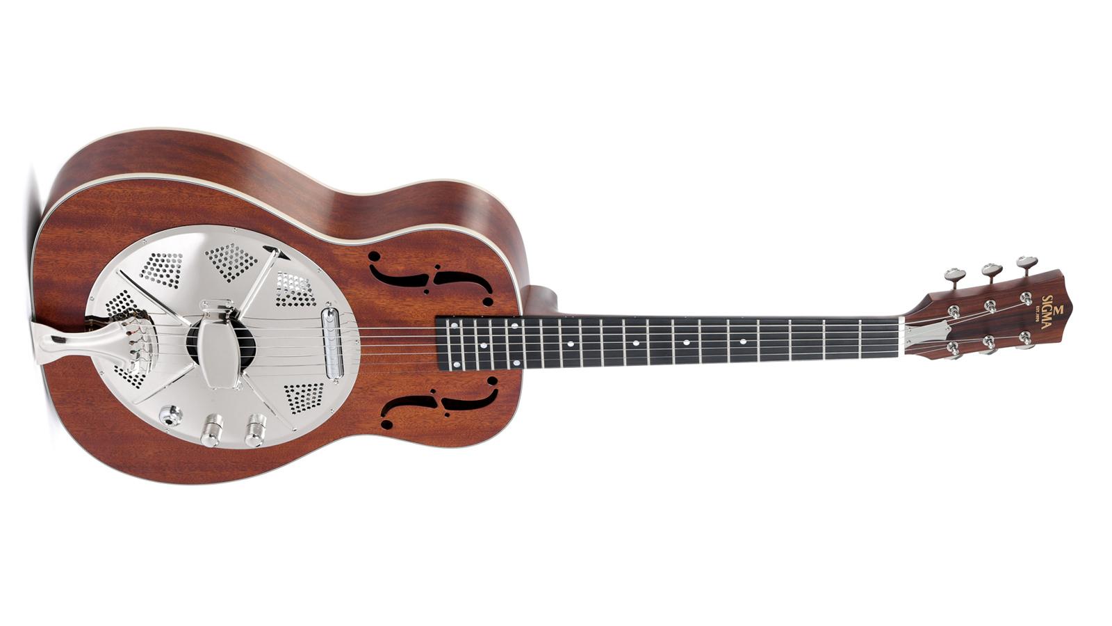 Sigma RM-140+ Resonator Westerngitarre