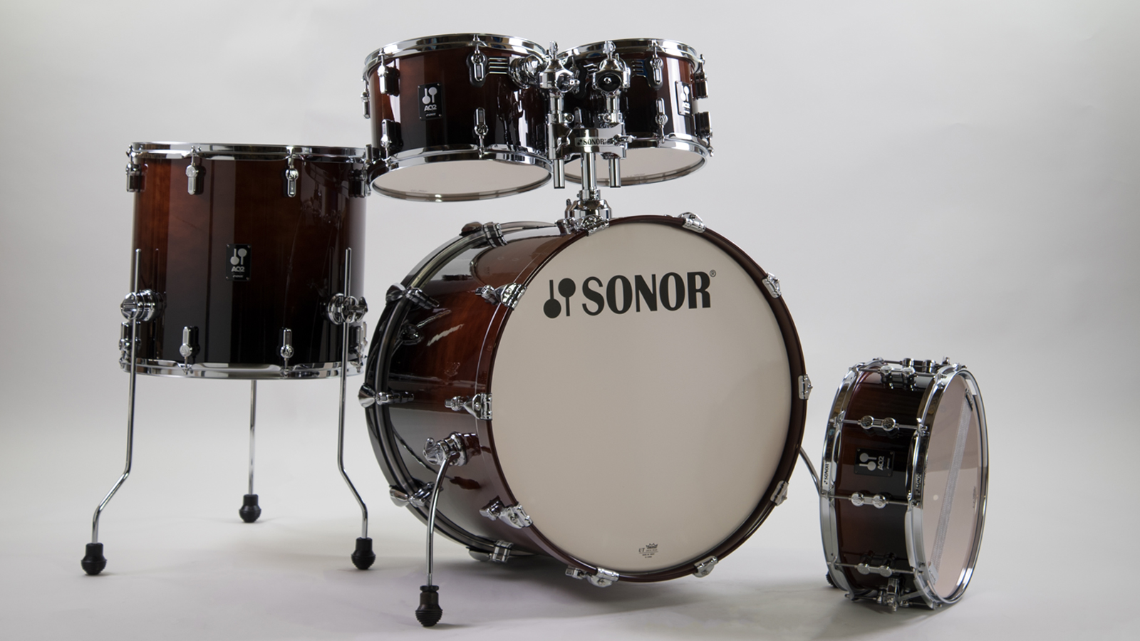 Sonor AQ2 Stage Set BRF
