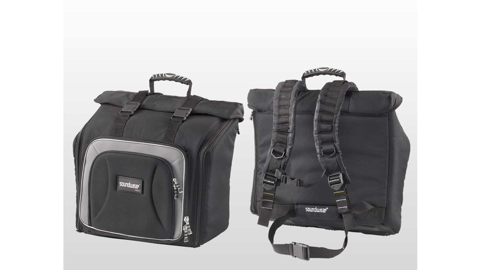 Soundwear Performer Bag für steirisches Akkordeon 4-reihig
