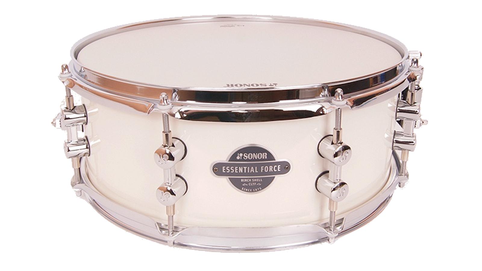 Sonor ESF 11 1455 SDW Essential Snare 14x5,5 Creme White