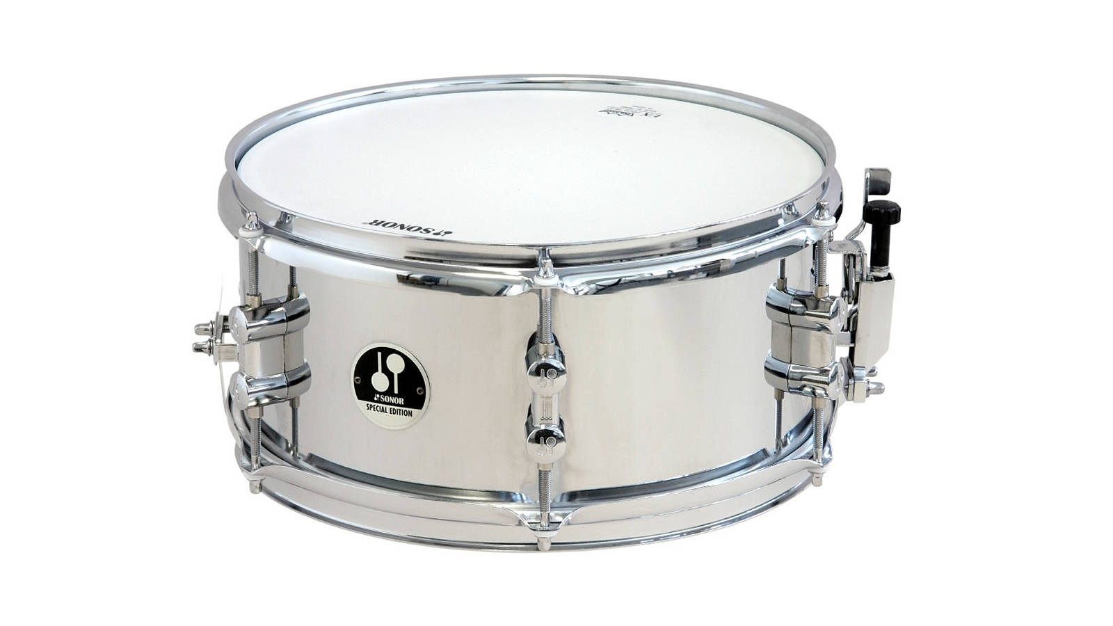 """Sonor Steel Snare 12x5"""""""