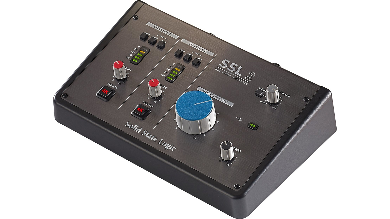 Solid State Logic SSL 2 USB-C Audio Interface