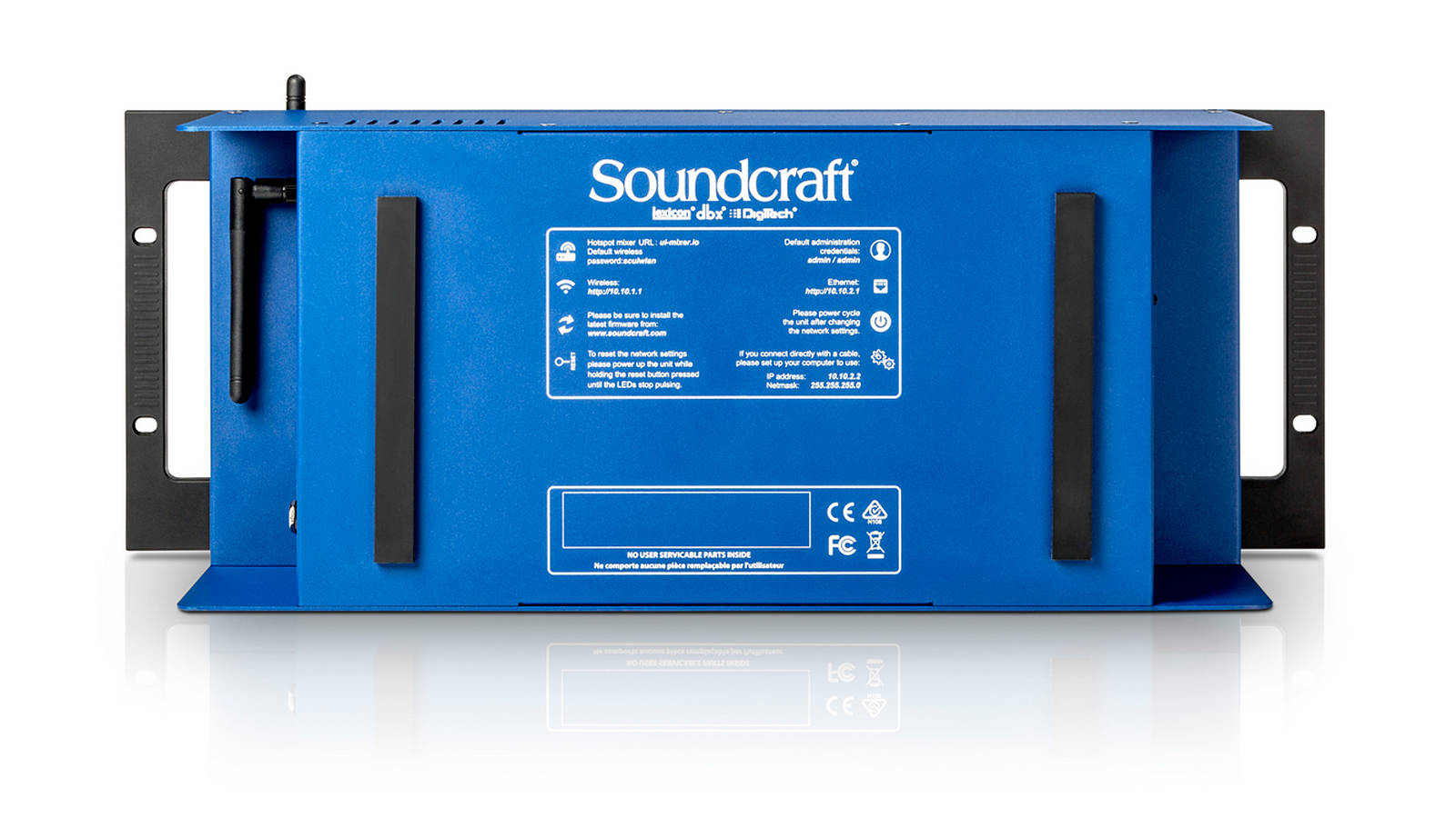 Soundcraft Ui24R 24-Kanal Mischpult