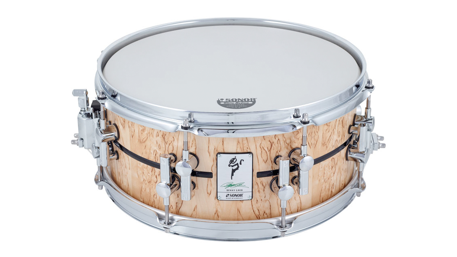 "Sonor SSD10 Benny Greb Snare 13"" x 5,75"""