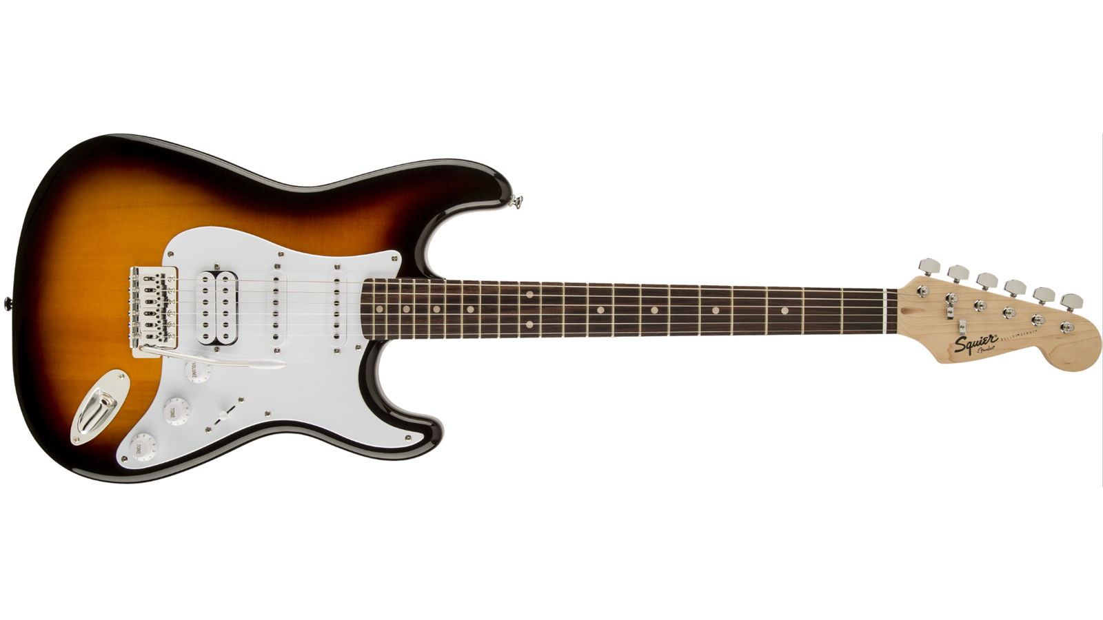 Squier Bullet Stratocaster HSS Tremolo BSB