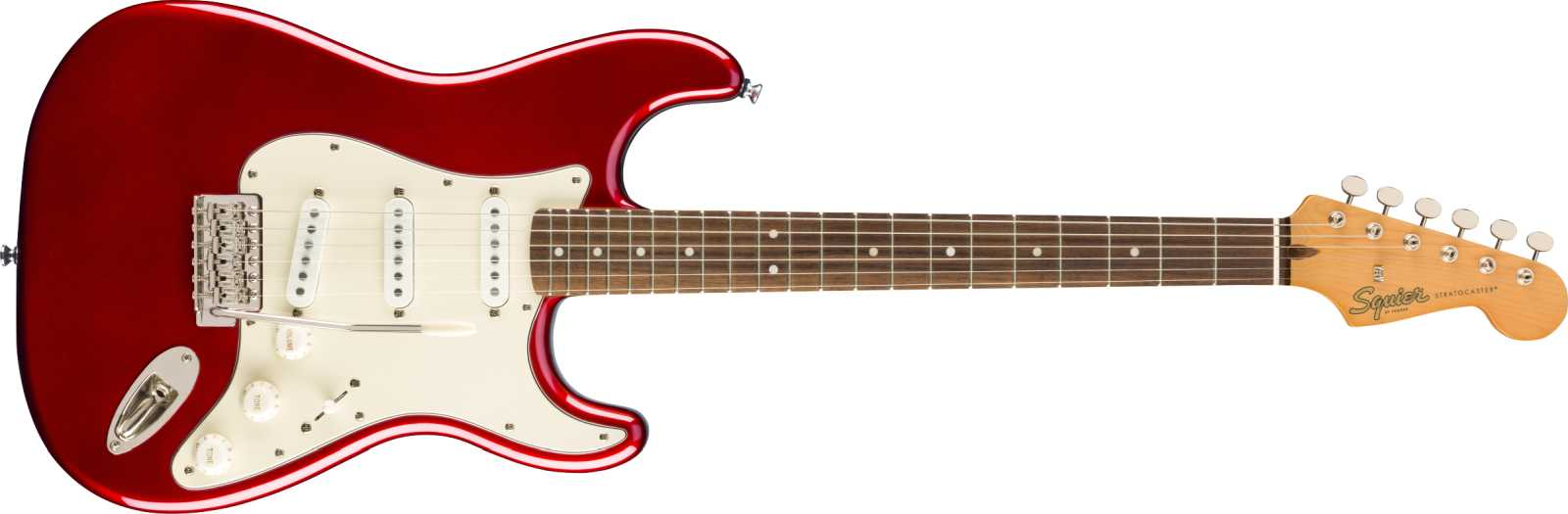 Squier Classic Vibe 60s Stratocaster LRL CAR