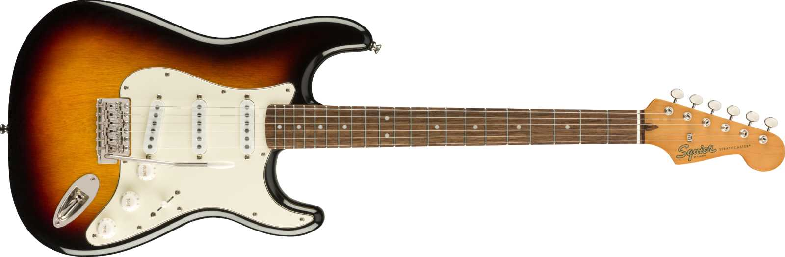 Squier Classic Vibe 60s Stratocaster LRL 3TS