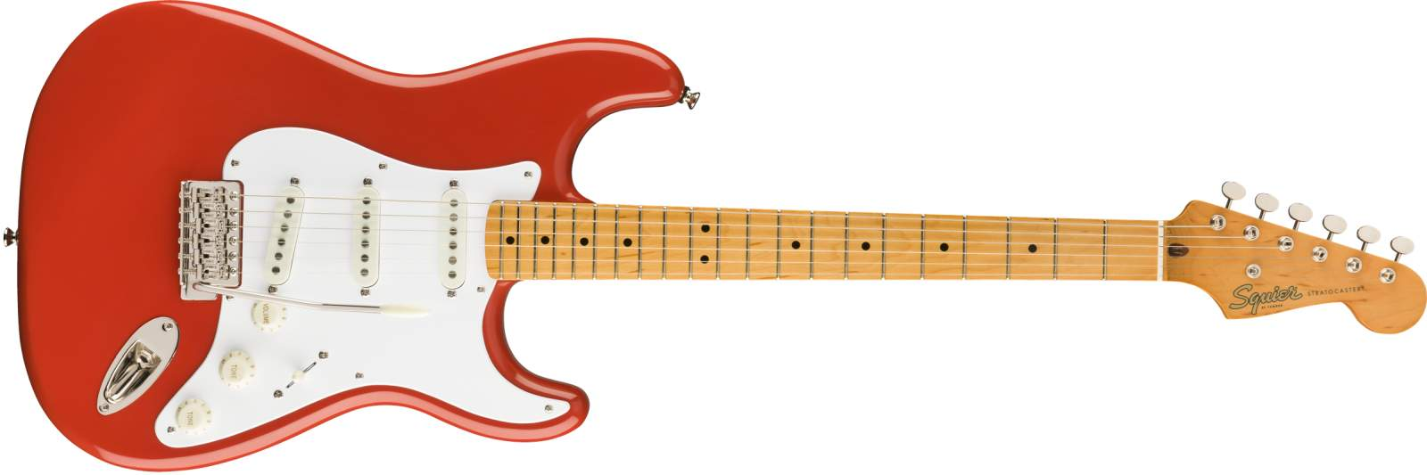 Squier Classic Vibe 50s Stratocaster MN FR