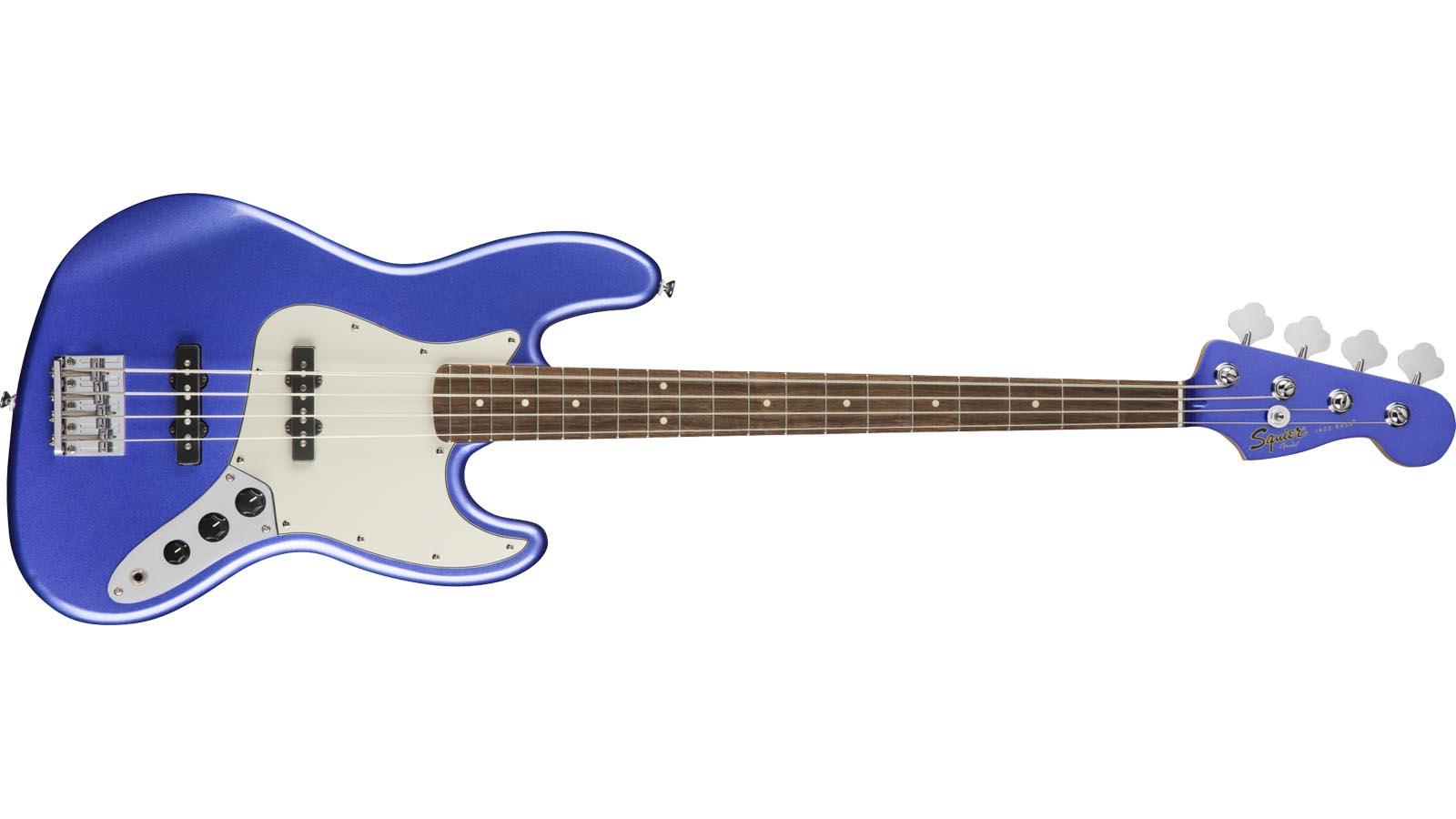 Squier Contemporary J-Bass LRL OBM