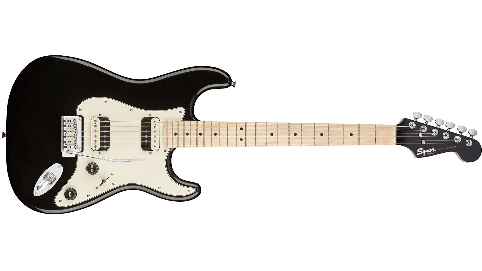 Squier Contemporary Stratocaster HH MN BLM