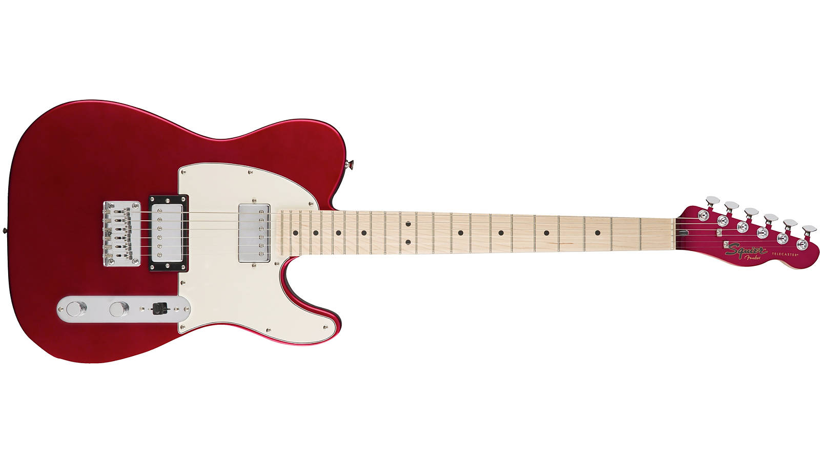 Squier Contemporary Telecaster HH MN DMR