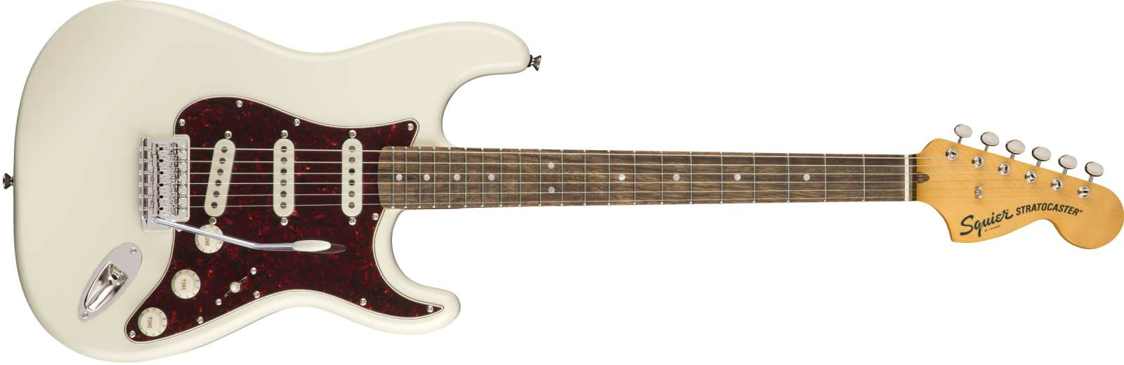 Squier Classic Vibe 70s Stratocaster LRL OWT
