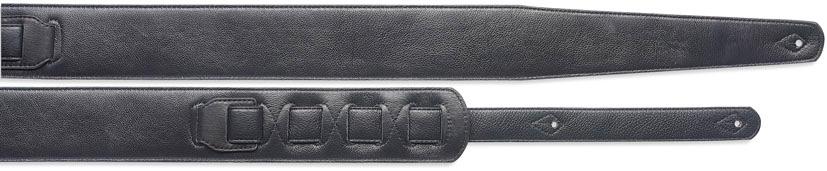 Stagg SLPL-40 BLK Ledergurt