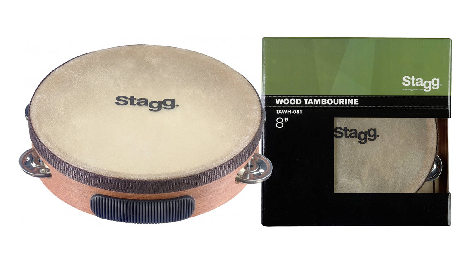 """Stagg TAWH-061 Tambourin 6"""""""