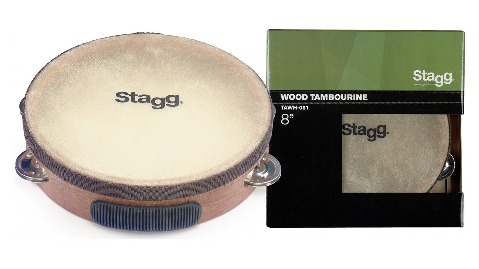"""Stagg TAWH-081 Tambourin 8"""""""