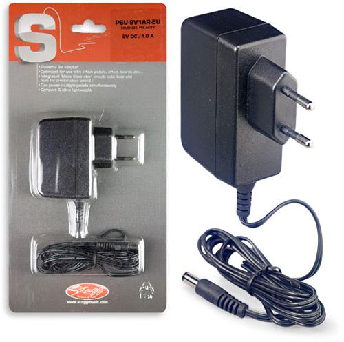 Stagg PSU-9V1AR Netzteil für Effektgeräte