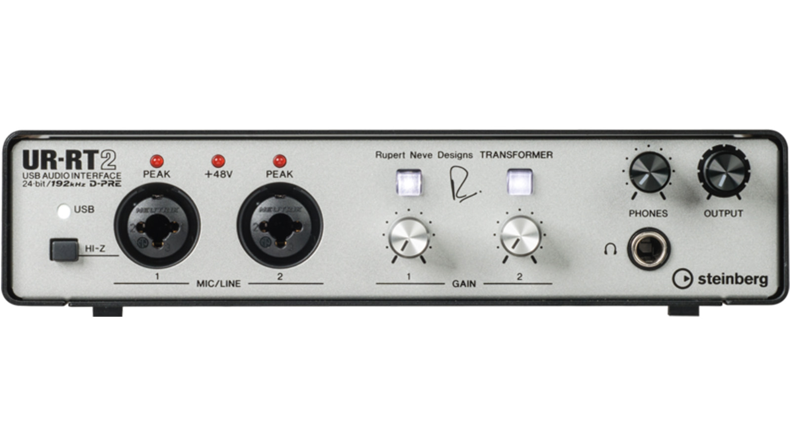 Steinberg UR-RT2 Audio Interface iPad