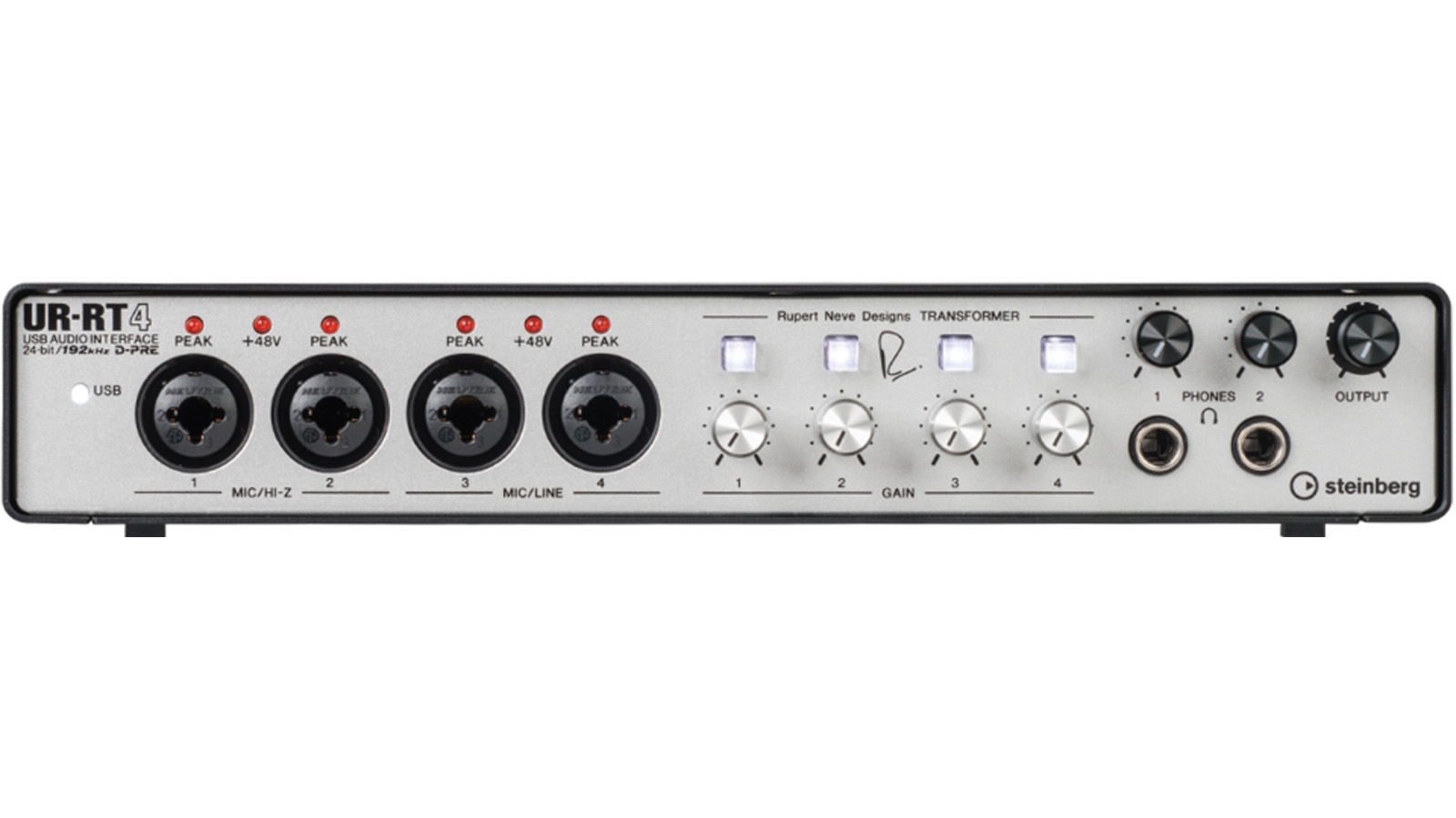 Steinberg UR-RT4 EU Audio Interface iPad