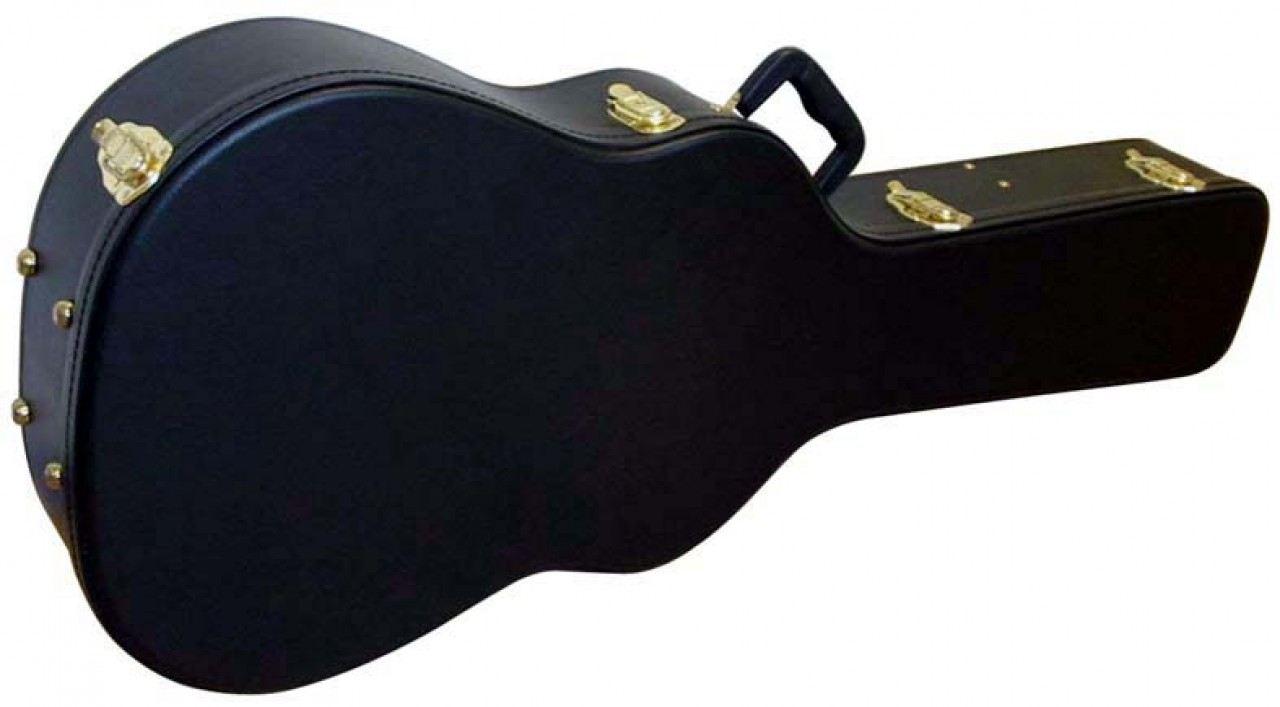 Stagg Westengitarren Koffer 12string