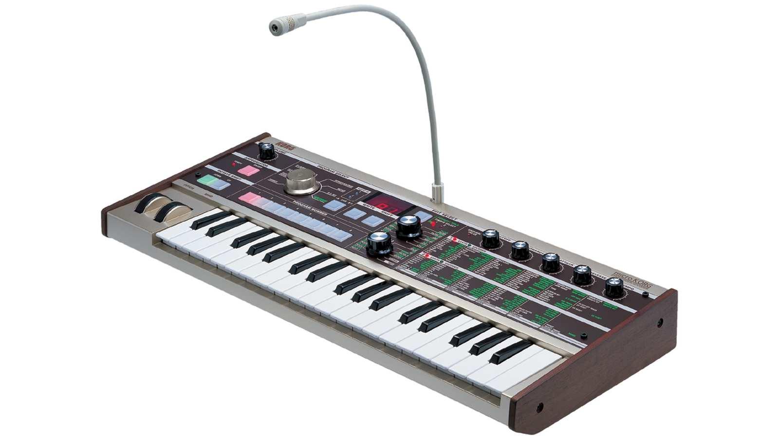 Korg microKorg Synthesizer Vocoder