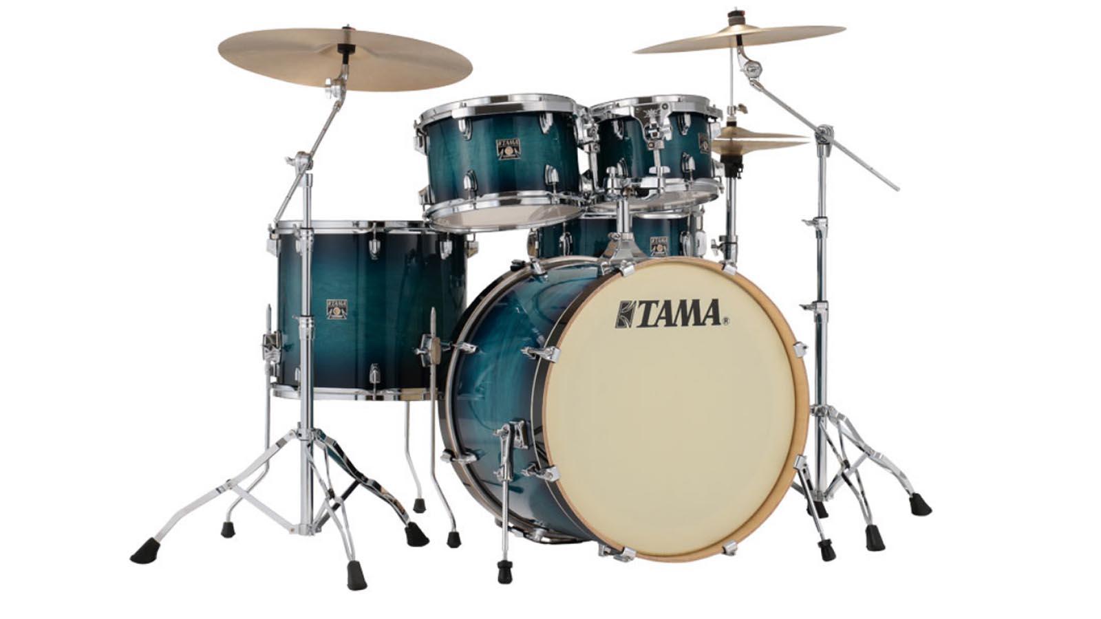 Tama CL50R-BAB  BLUE LACQUER BURST