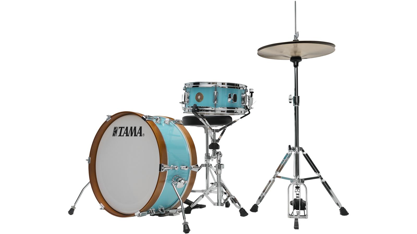 Tama CLJK28S-AQB Aqua Blue Club-Jam Mini Kit