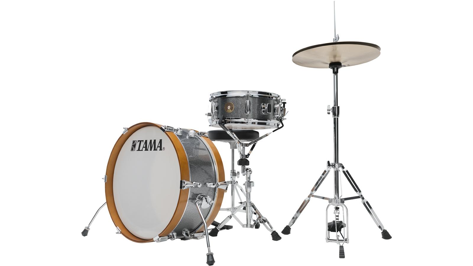 Tama CLJK28S-GXS Galaxy Silver Club-Jam Mini Kit