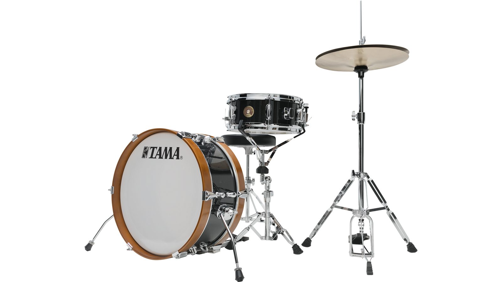Tama CLJK28S-CCM Charcoal Mist Club-Jam Mini Kit