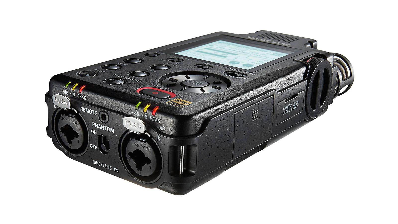 Tascam DR-100MK3 Handheld-Recorder