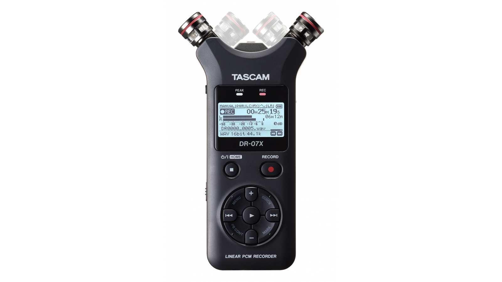 Tascam DR-07X Audio-Recorder