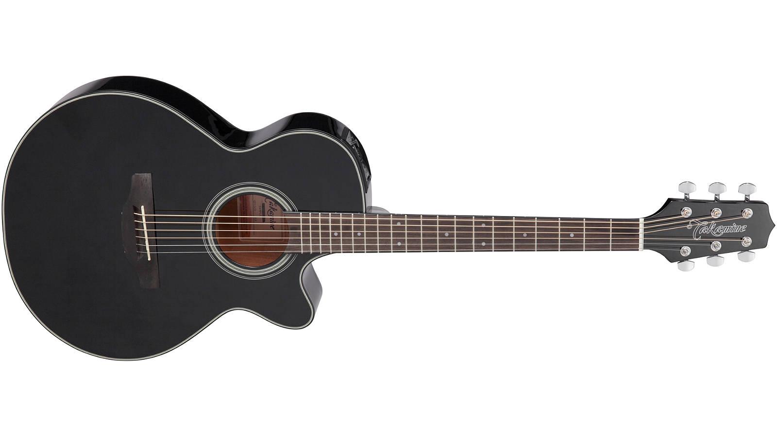 Takamine GF15CE BK FX/C Westerngitarre