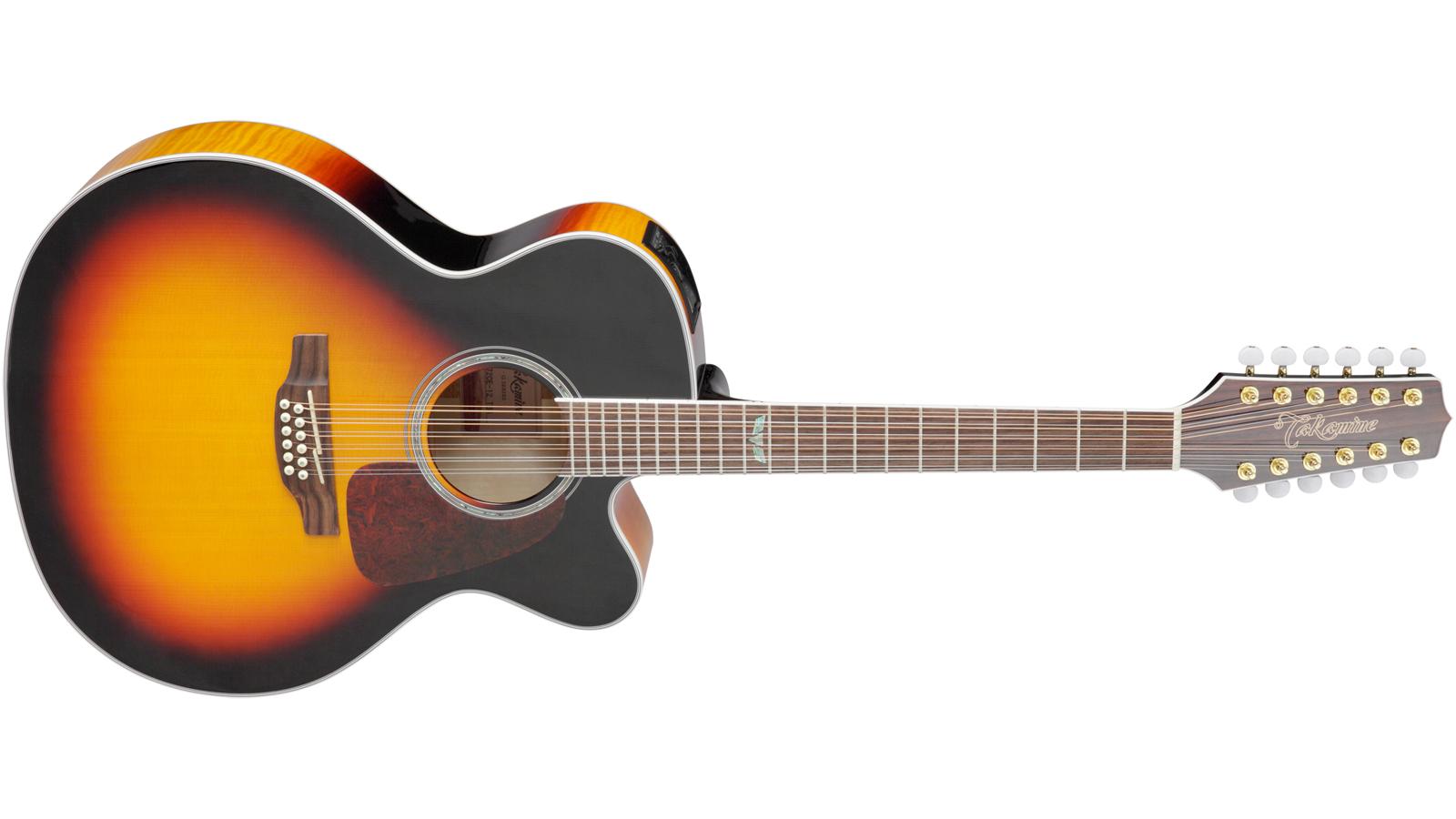Takamine GJ72CE12S BSB Westerngitarre