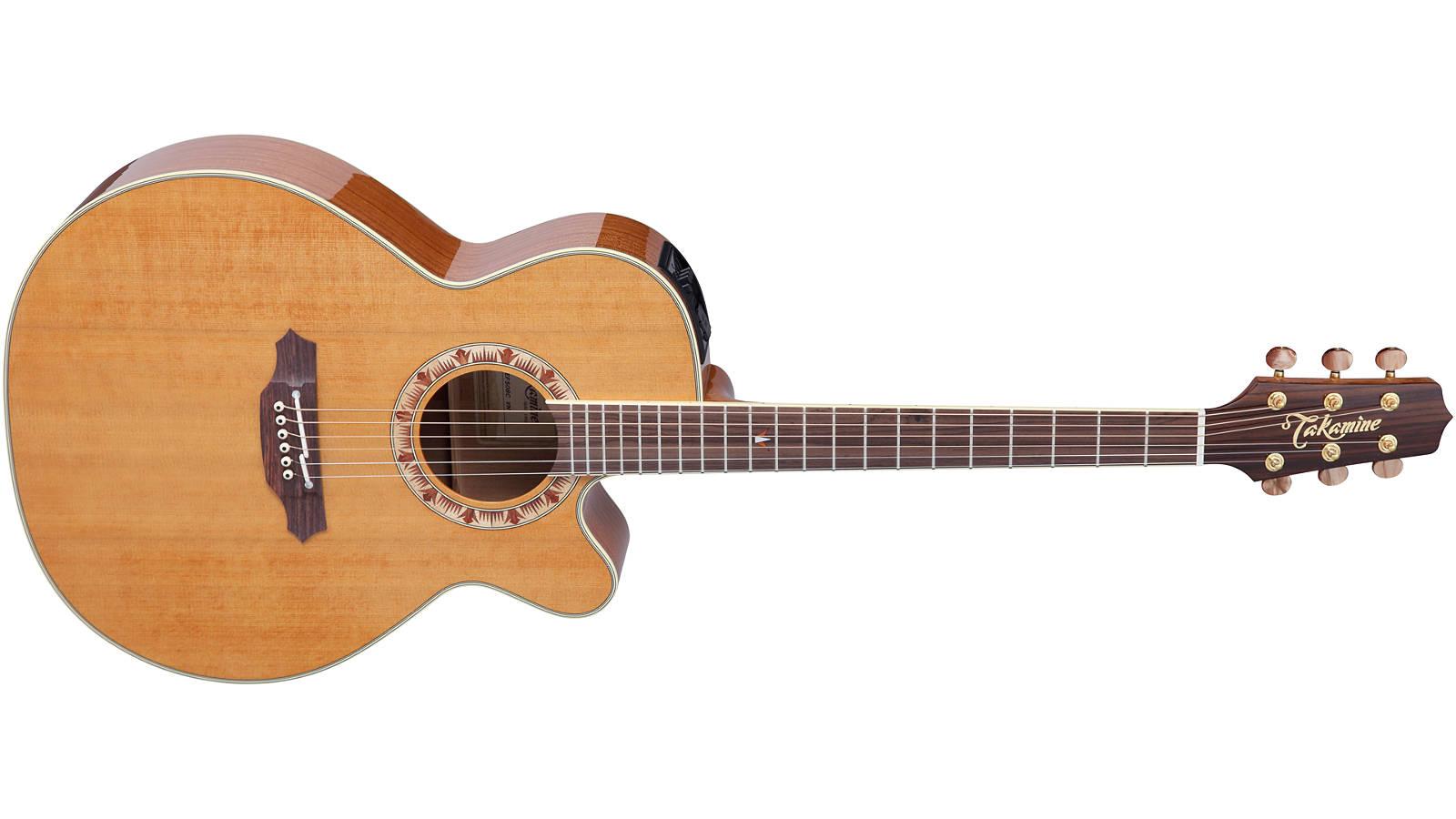 Takamine EF508C Limited Santa Fe Westerngitarre