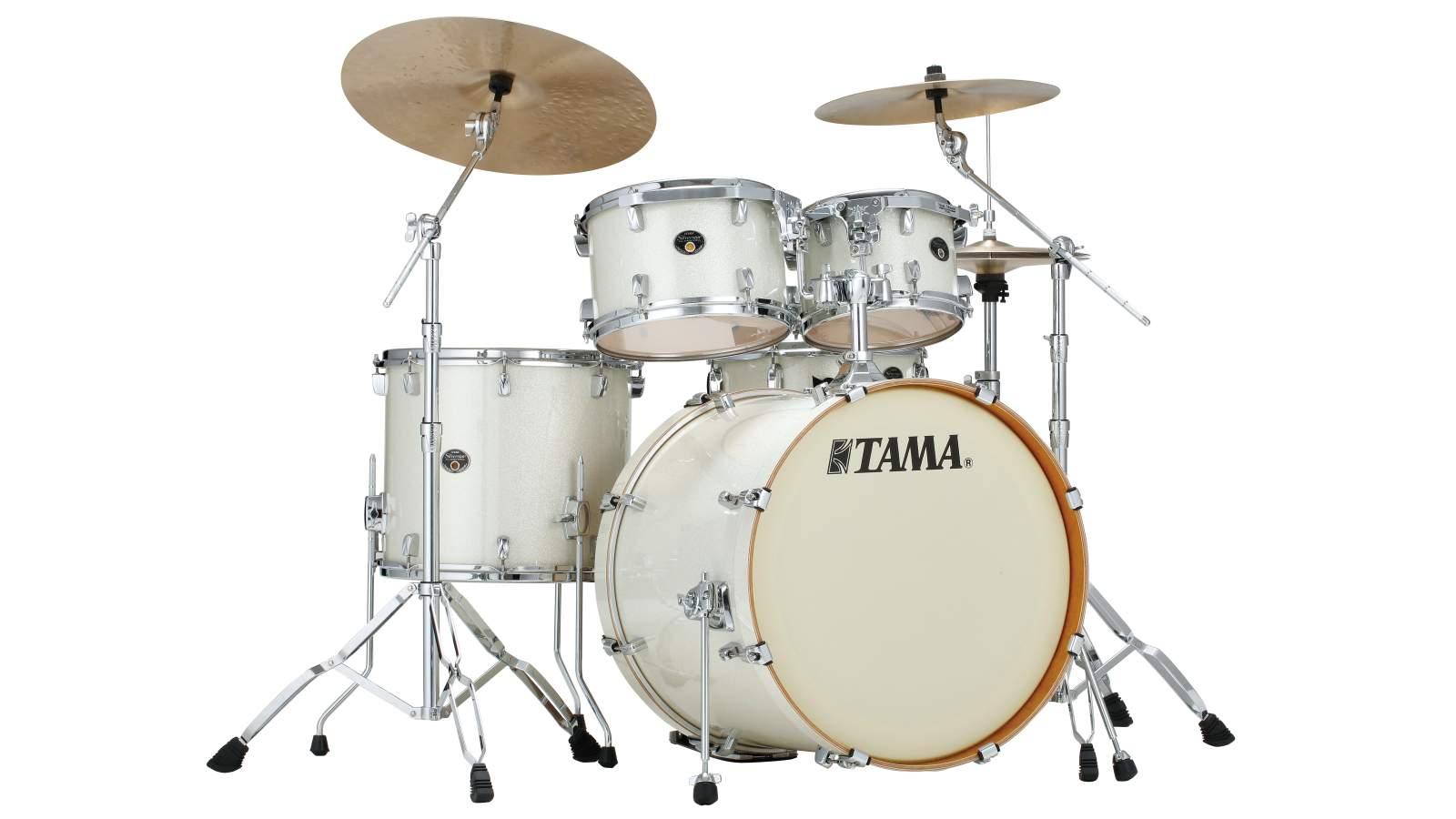 "Tama VD52KR-VWS Silverstar DrumSet 22"""
