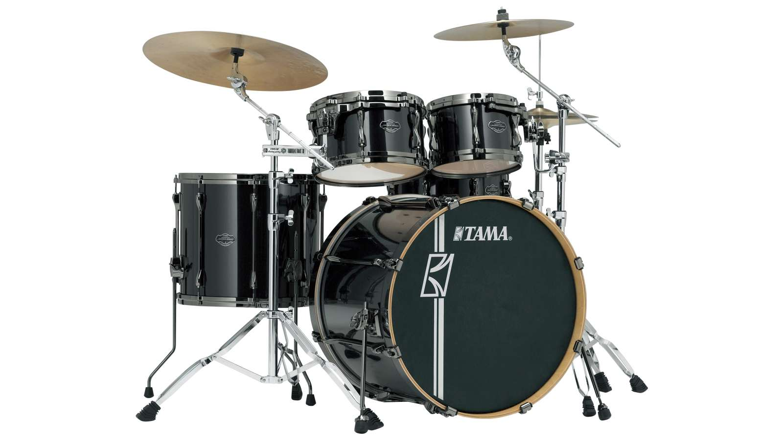 Tama MK42HLZBNS-BCB Superstar Hyper-Drive Maple inkl Hardware