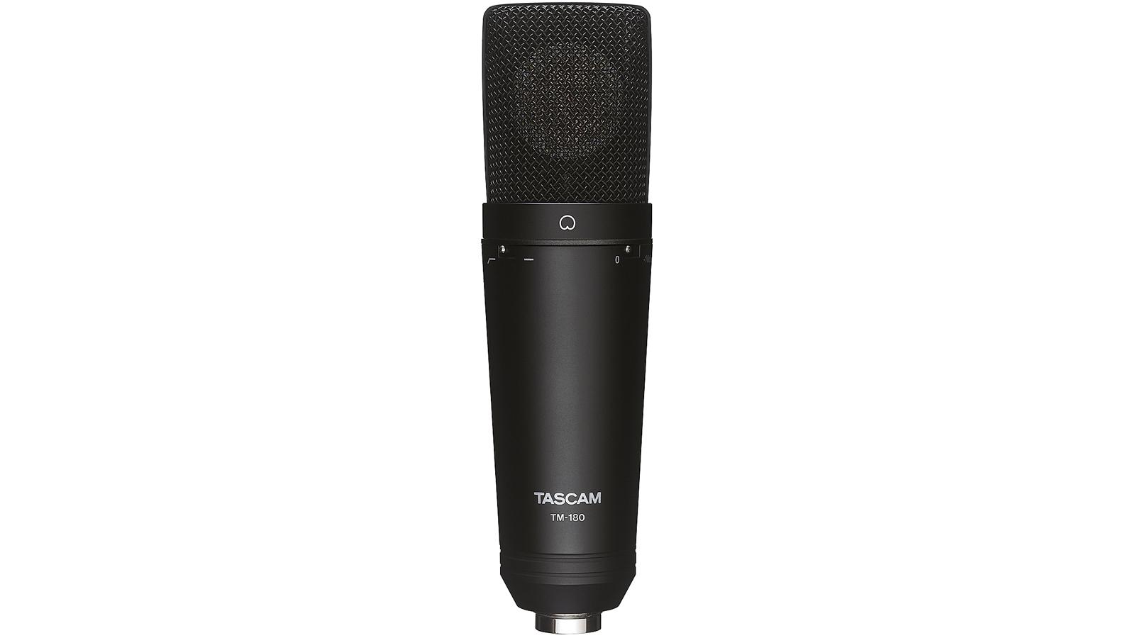 Tascam TM-180 Großmembran Kondensatormikrofon