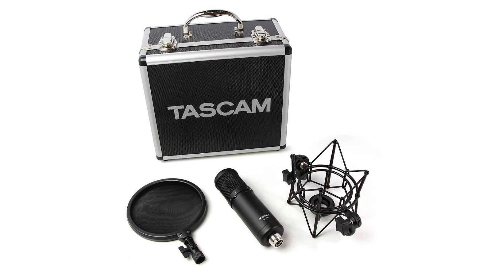Tascam TM-280 Großmembran Kondensatormikrofon