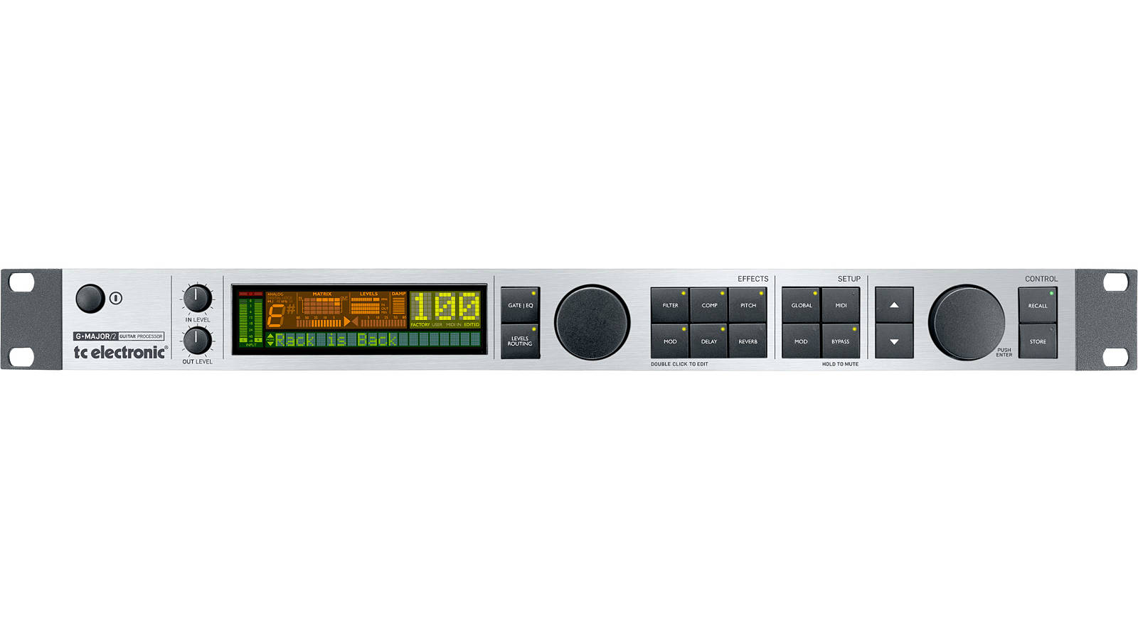 TC Electronic G-Major 2 Effektgerät