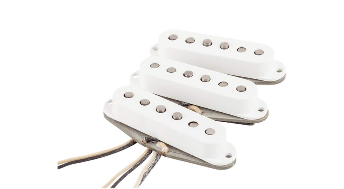 Fender 69er Custom Single Coil Pickup Set
