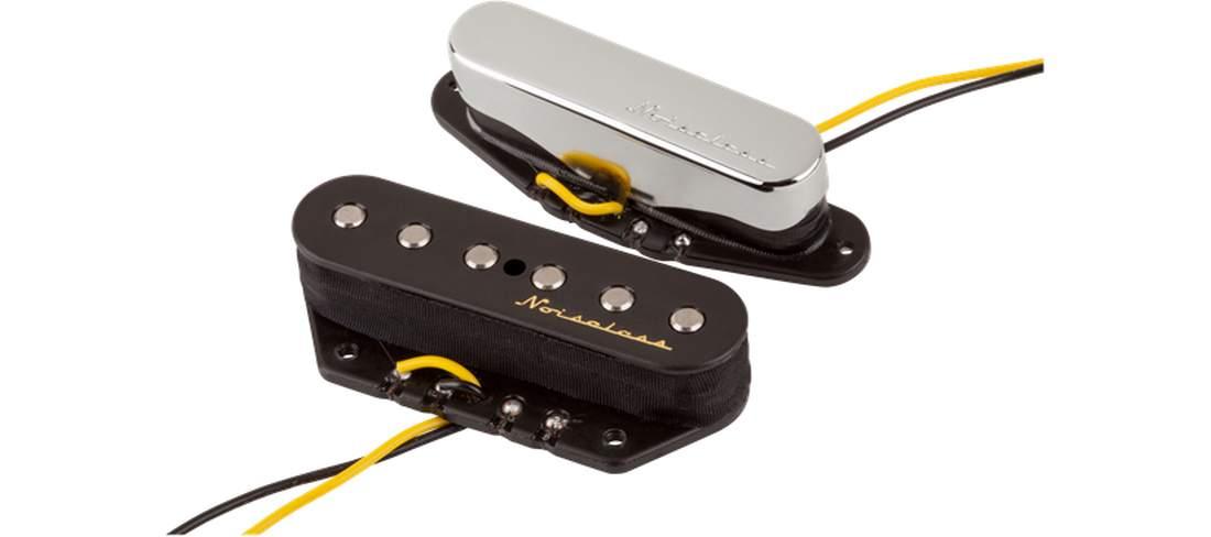 Fender Noiseless Vintage Tele Pickup Set
