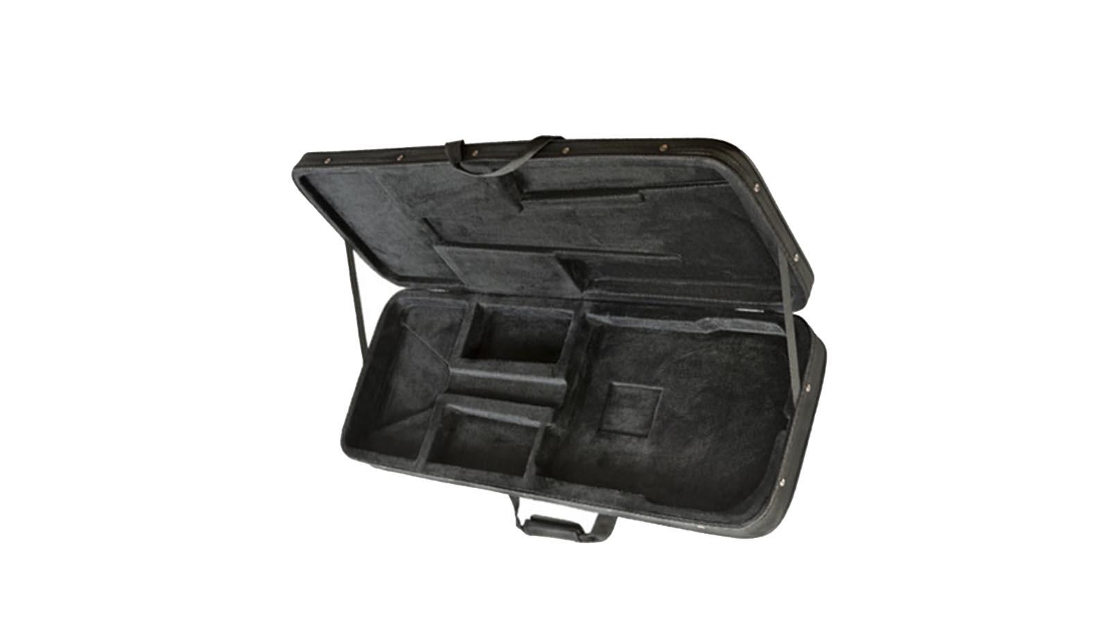 Tonträger NFS-B Noir E-Bass Form Koffer