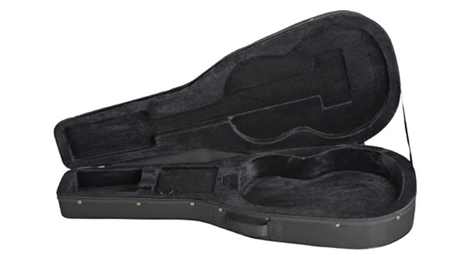 Tonträger NFS-C Noir Klassikgitarre FormCase 4/4