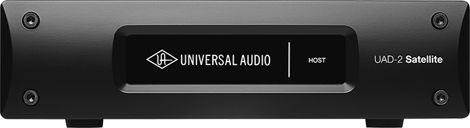 Universal Audio UAD-2 Satellite USB3 Quad Core