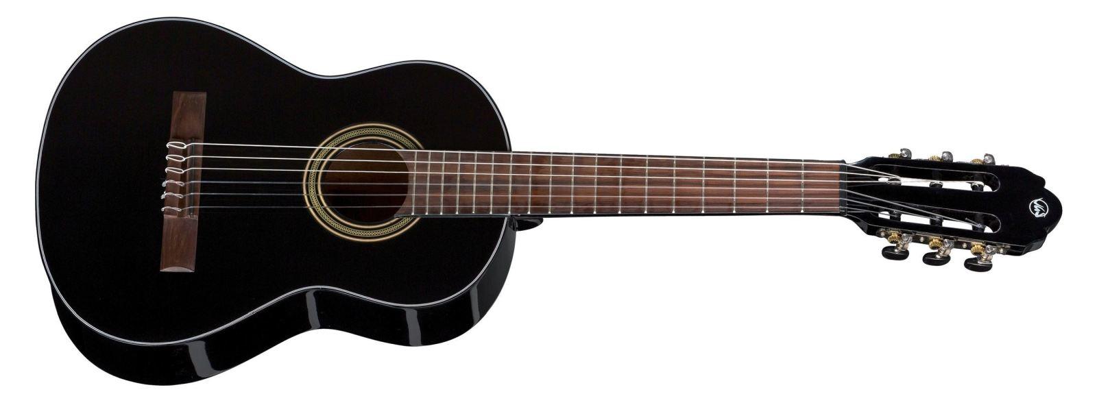 VGS Konzertgitarre 1/2 Student schwarz