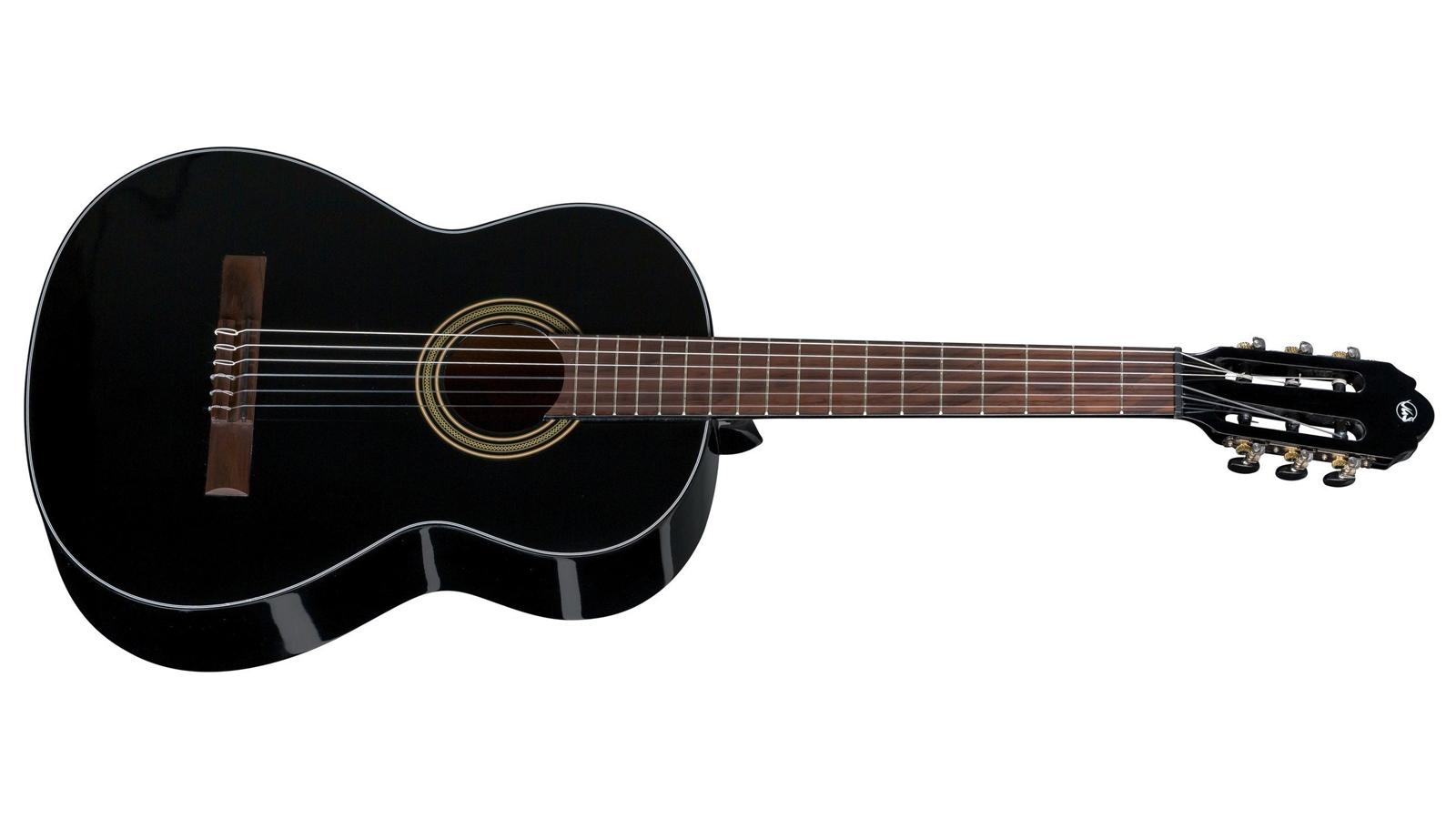 VGS Konzert Gitarre 4/4 Student black