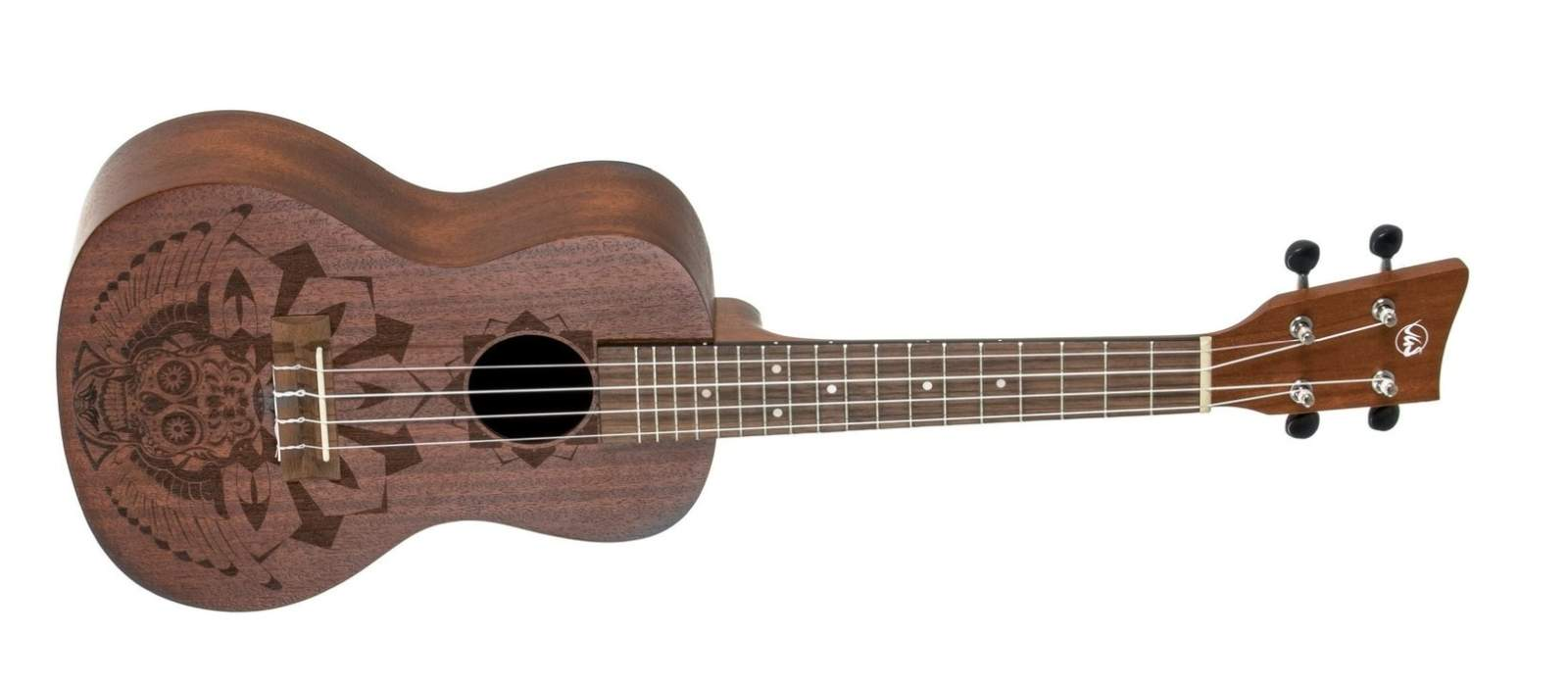 VGS Manoa KT CO Mexico Concert Ukulele