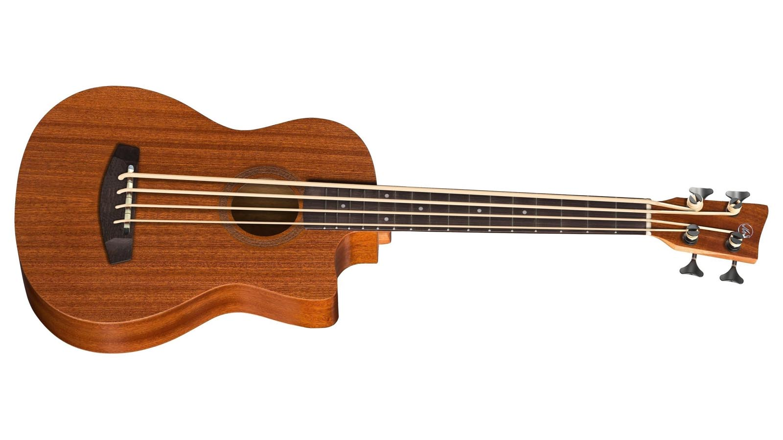 VGS Manoa K-BS-CE Bass Ukulele incl Tonabnehmer