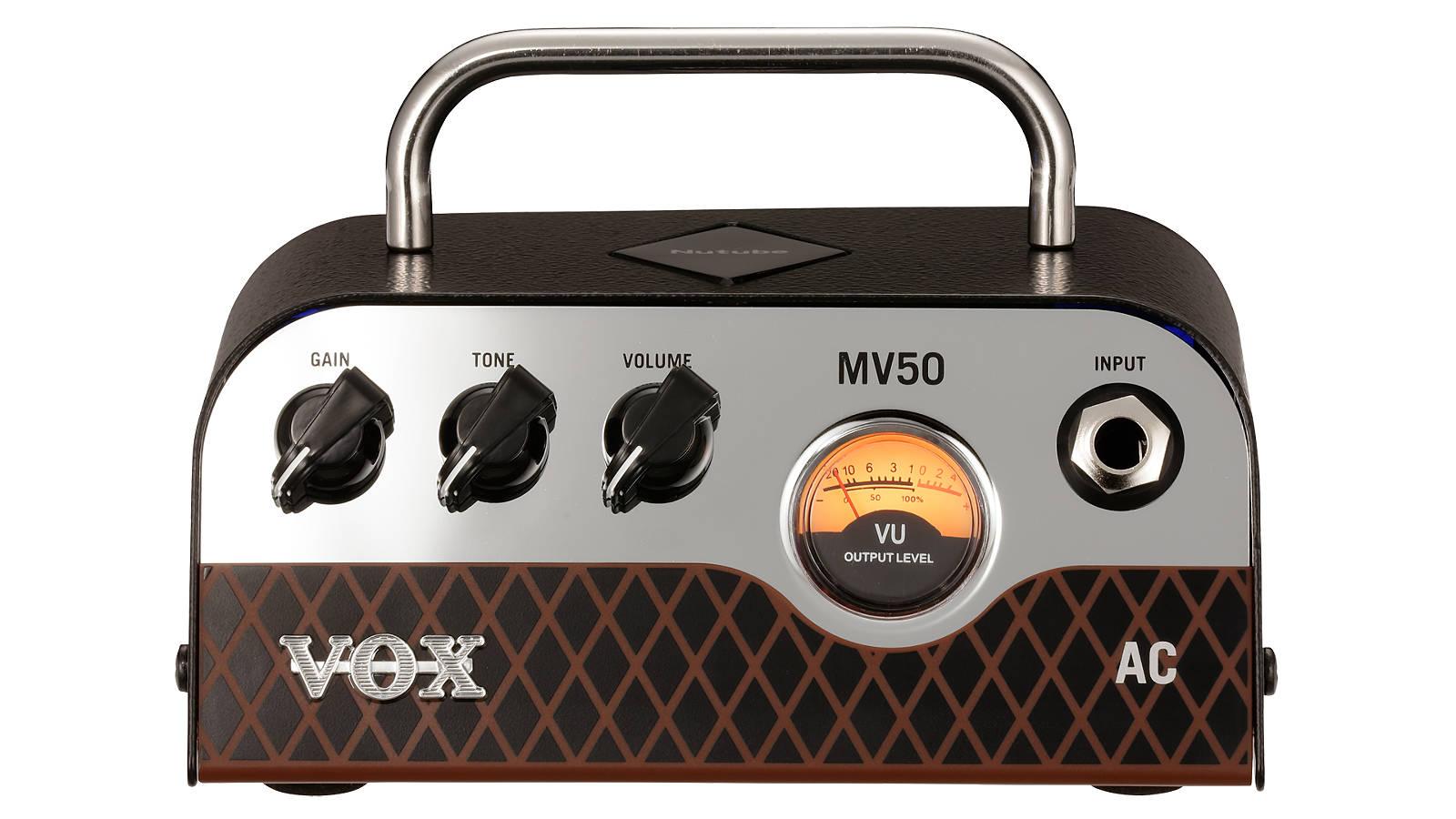 Vox MV50 Crunch Topteil