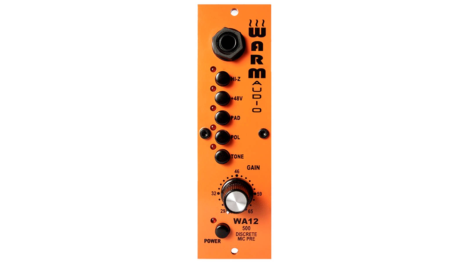 Warm Audio WA-12-500 Mikrofon- und Instrumentenvorverstärker